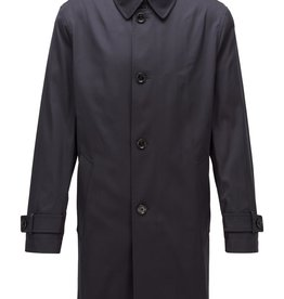 Hugo Boss Hugo Boss Dain Water-Repellent Overcoat