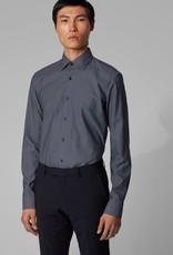 Hugo Boss Hugo Boss Slim Swiss Twill Dress Shirt