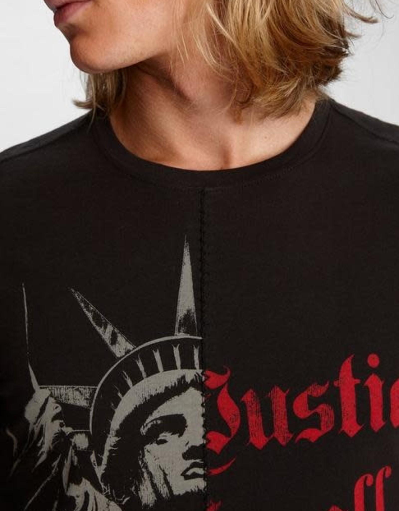 John Varvatos John Varvatos Liberty / Justice Tee