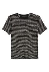John Varvatos John Varvatos Zig-Zag Crewneck T-Shirt