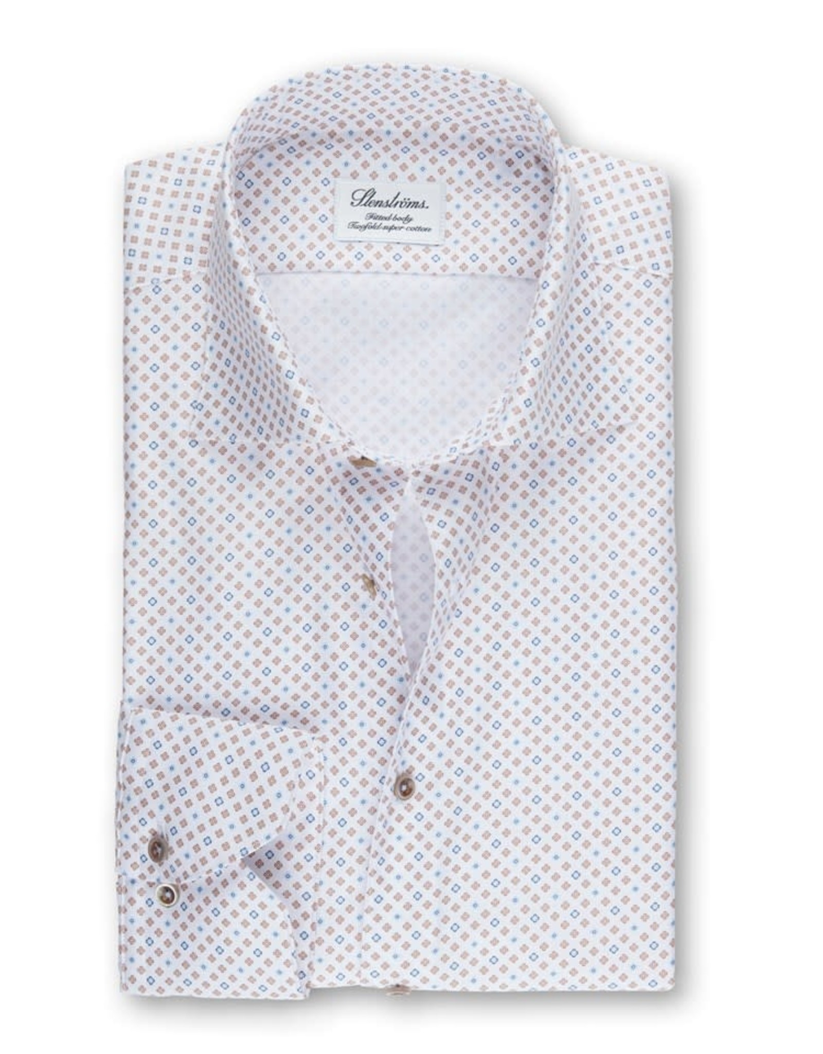 Stenstroms Stenstroms Fitted Body Dress Shirt
