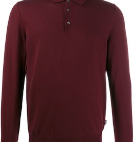 Hugo Boss Hugo Boss Wool Sweater Polo