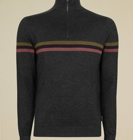Ted Baker Ted Baker 1/2 Zip Funnel Neck Sweater