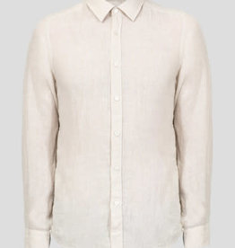 Hugo Boss Hugo Boss Regular Fit Linen Shirt