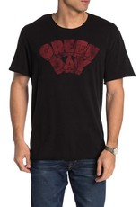 John Varvatos John Varvatos Green Day Logo Graphic T-Shirt