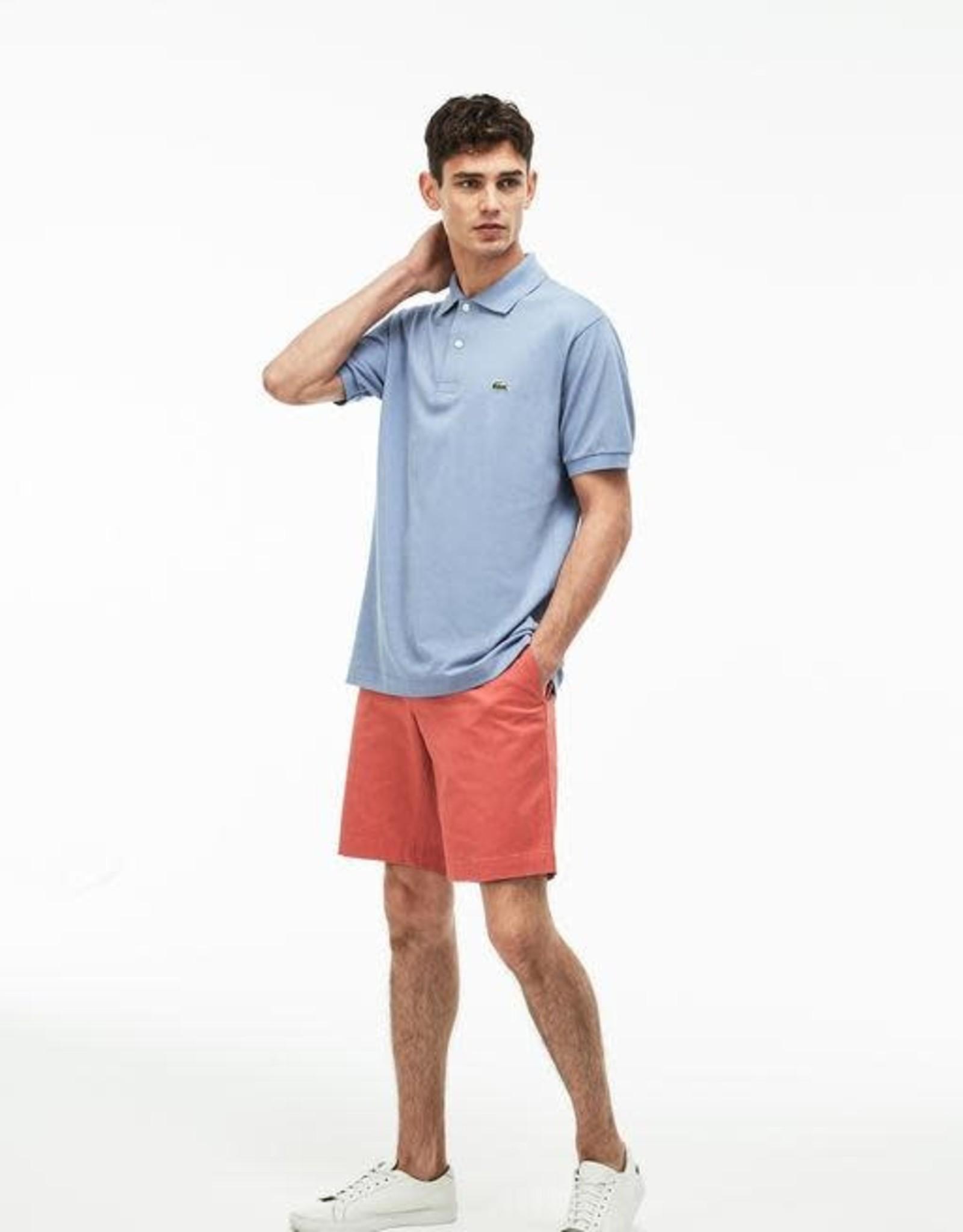 Lacoste Lacoste Slim Fit Stretch Gabardine Shorts