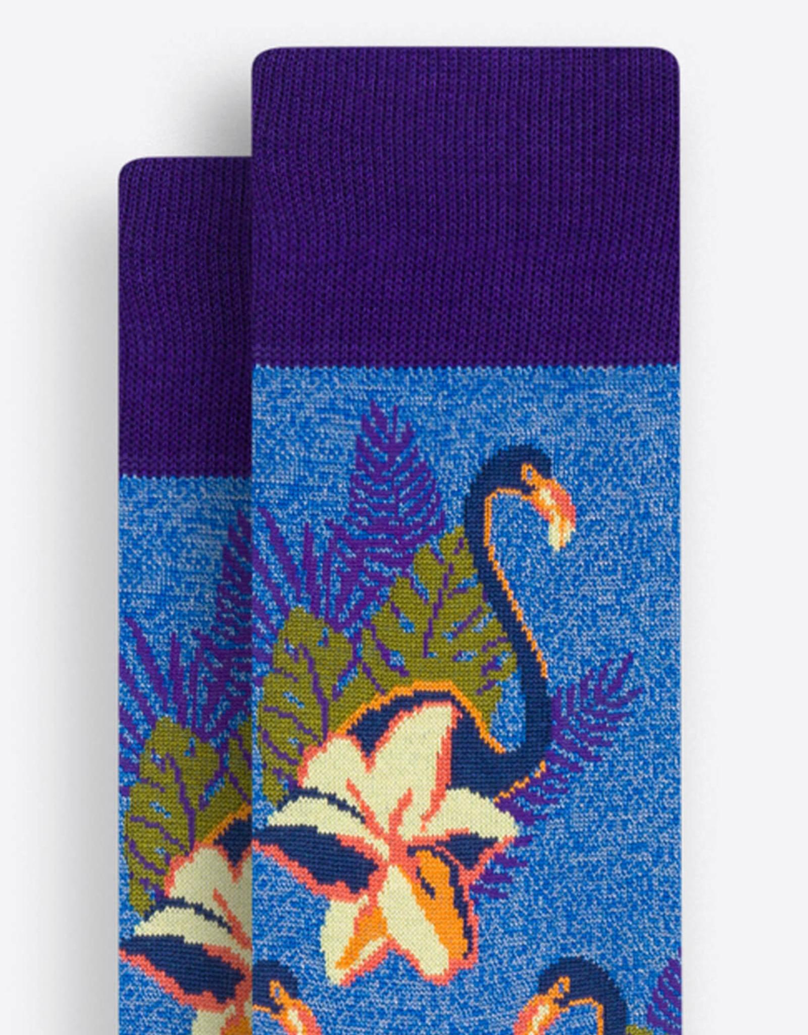 Bugatchi Bugatchi Socks - Flamingo