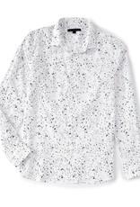 John Varvatos John Varvatos Paint Splatter Button Shirt