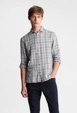 John Varvatos John Varvatos Plaid Button Shirt