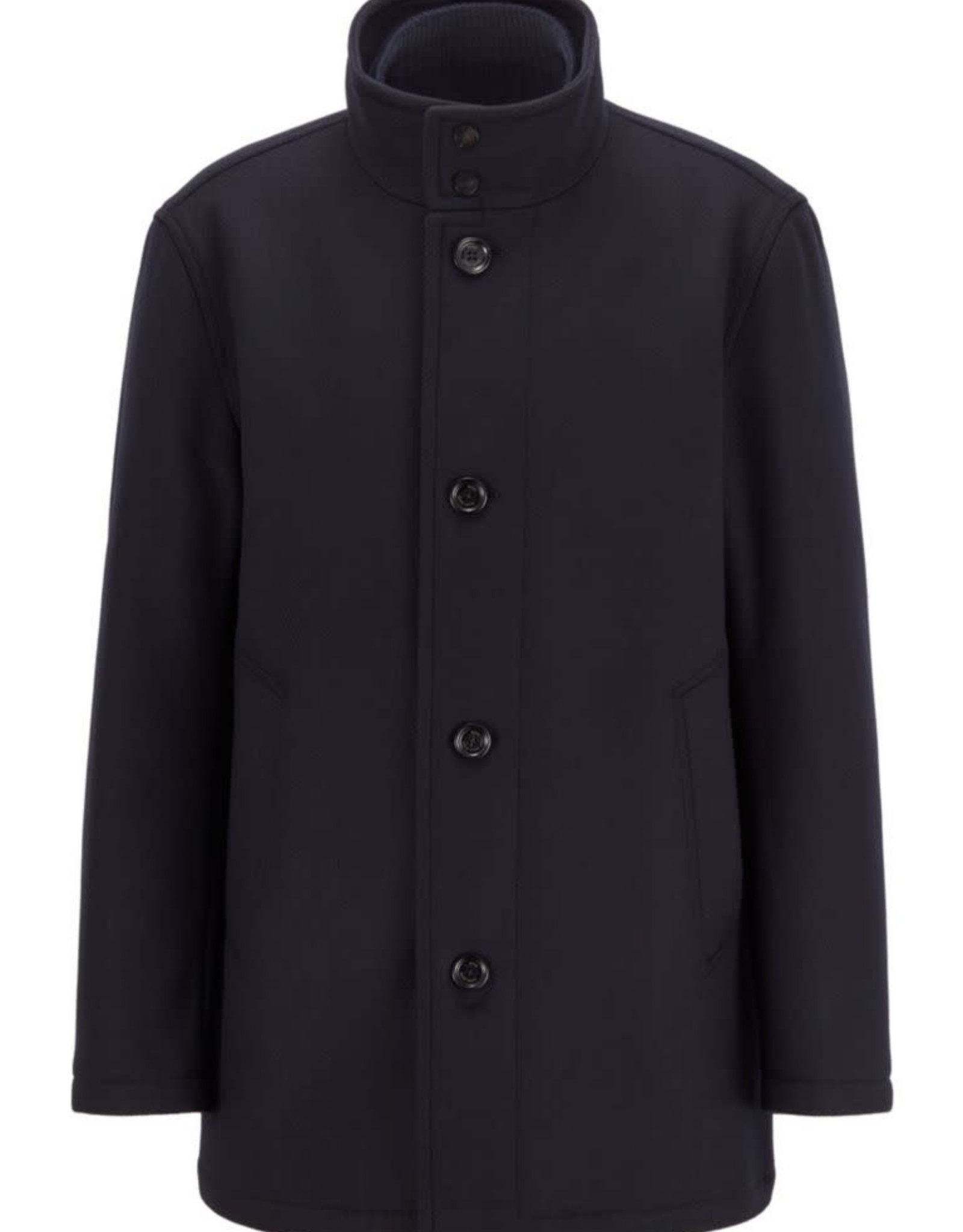 Hugo Boss Hugo Boss Coxtan Wool Blend Coat