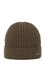 Hugo Boss Hugo Boss Ribbed Beanie