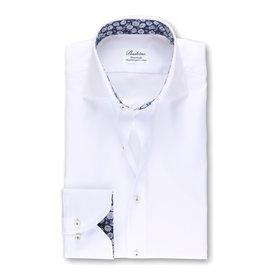 Stenstroms Stenstroms Slimline Shirt Floral Contrast