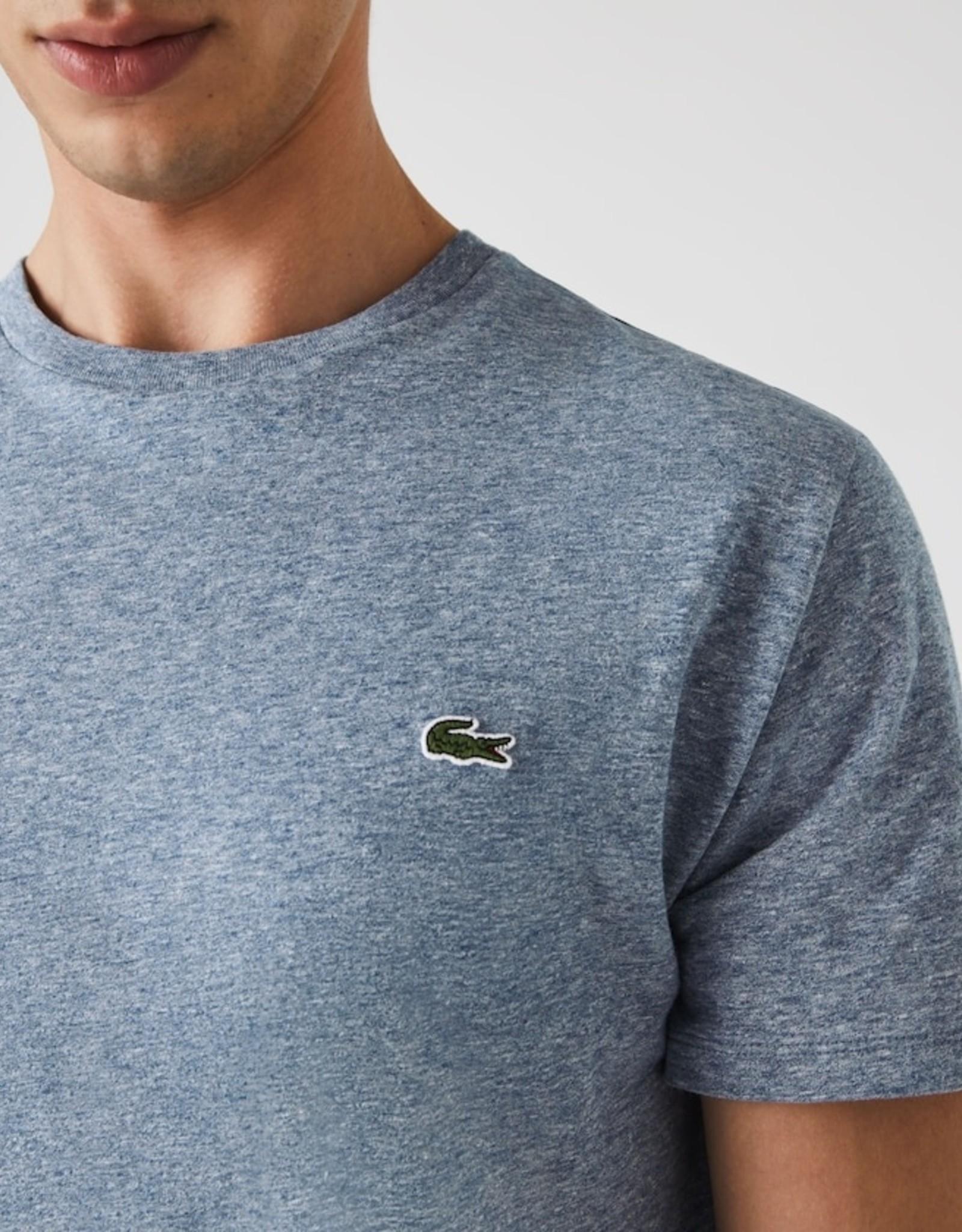 Lacoste Lacoste Crew Neck Pima Cotton T-Shirt