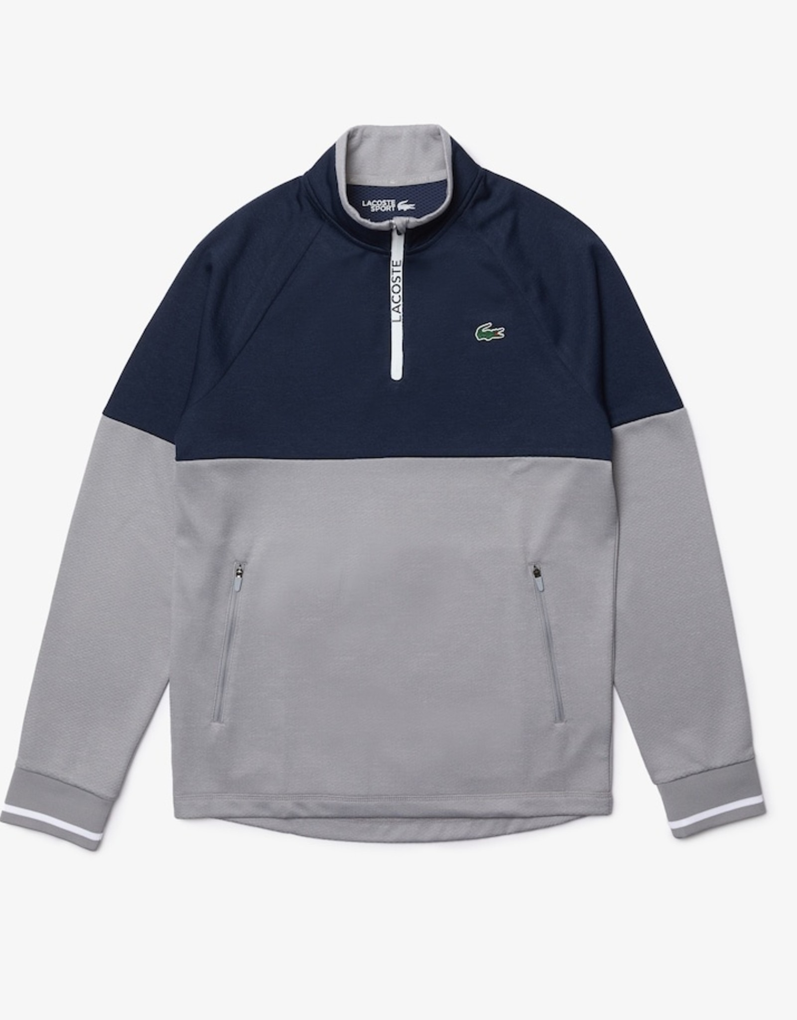Lacoste Lacoste SPORT Zip Golf Sweatshirt