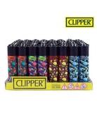 Clipper Clipper Refillable Lighters w/Poke