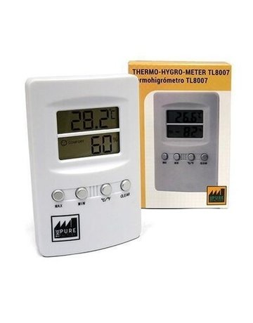 Pure Factory Thermohygrometer Min/Max