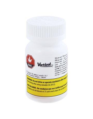 Vertical THC Softgels