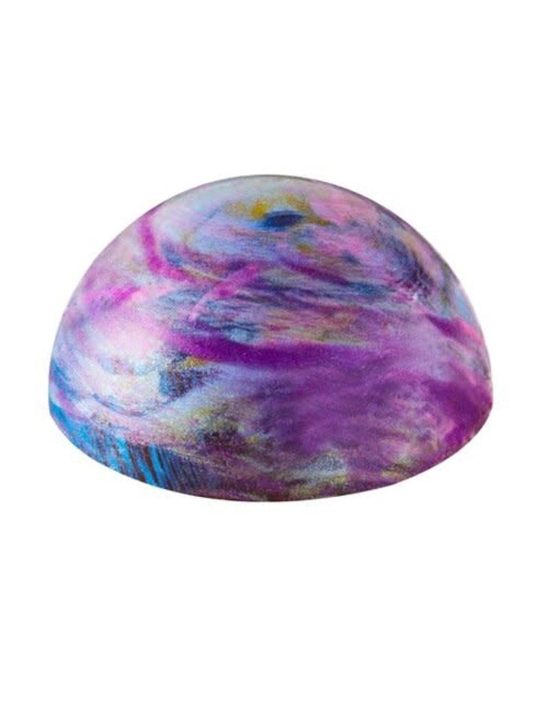 Aurora Drift Chocolate Caramel Half Spheres