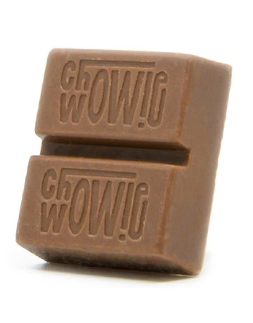 Chowie Wowie Balance Solid Milk Chocolate