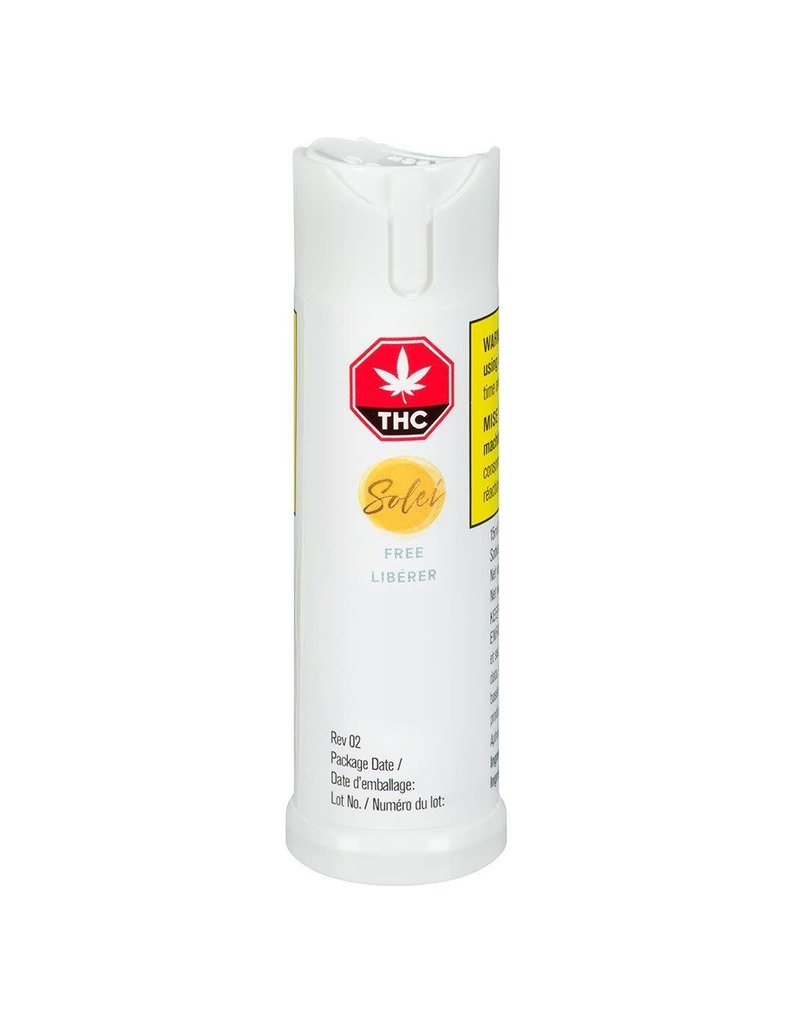 Solei Free Oral Spray