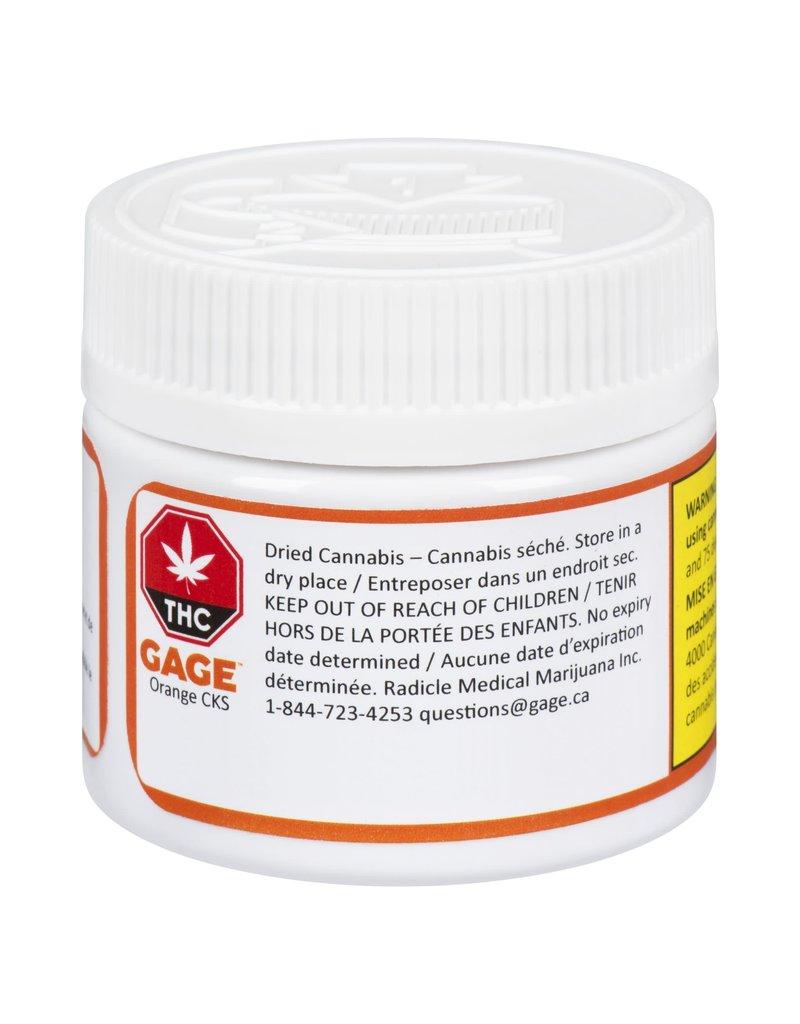 Gage Cannabis Co. Orange CKS