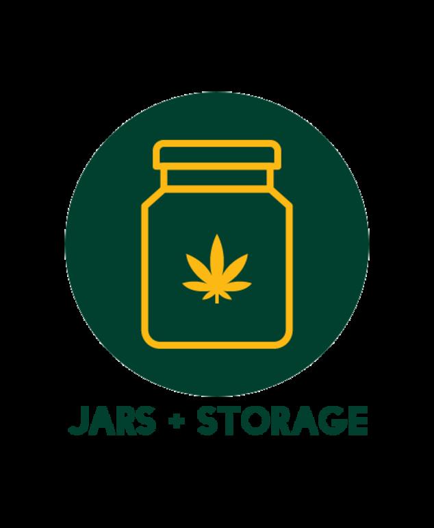 Jars + Storage