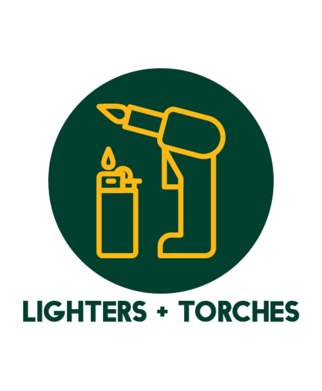 Lighters + Torches