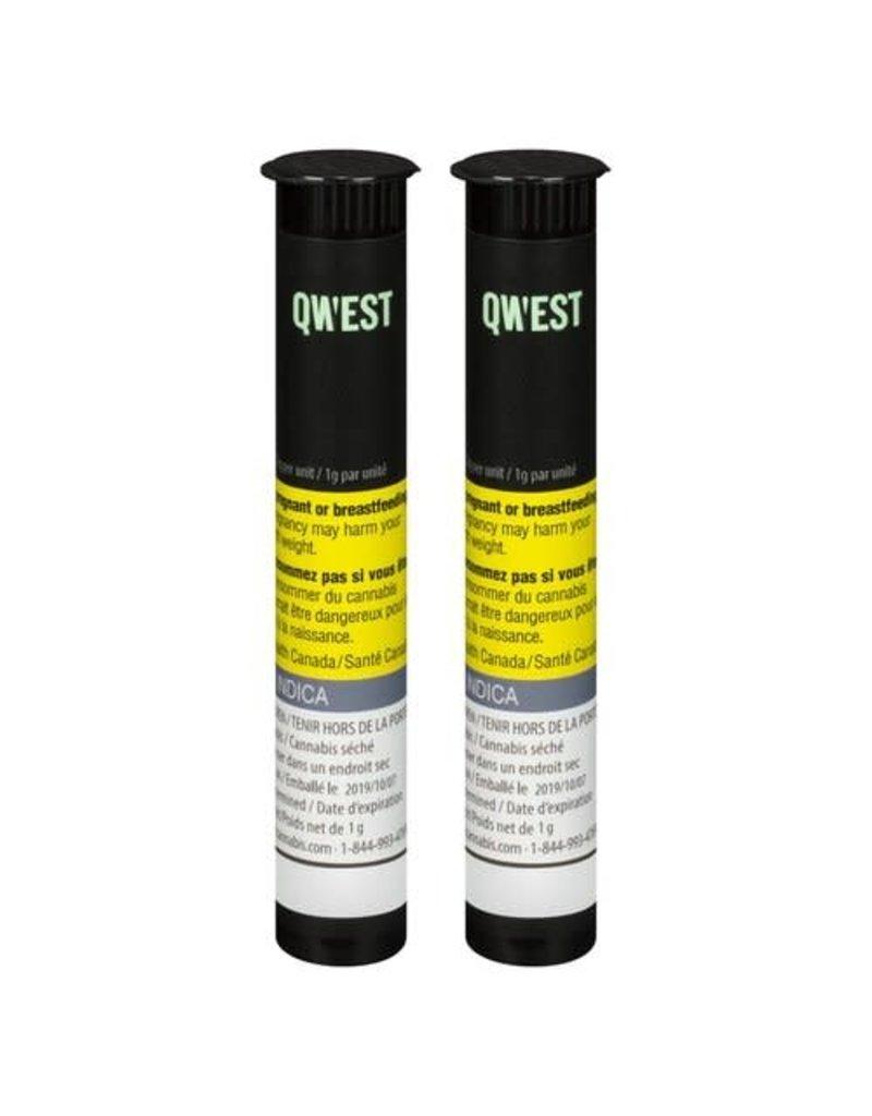 Qwest GMO Pre-Roll