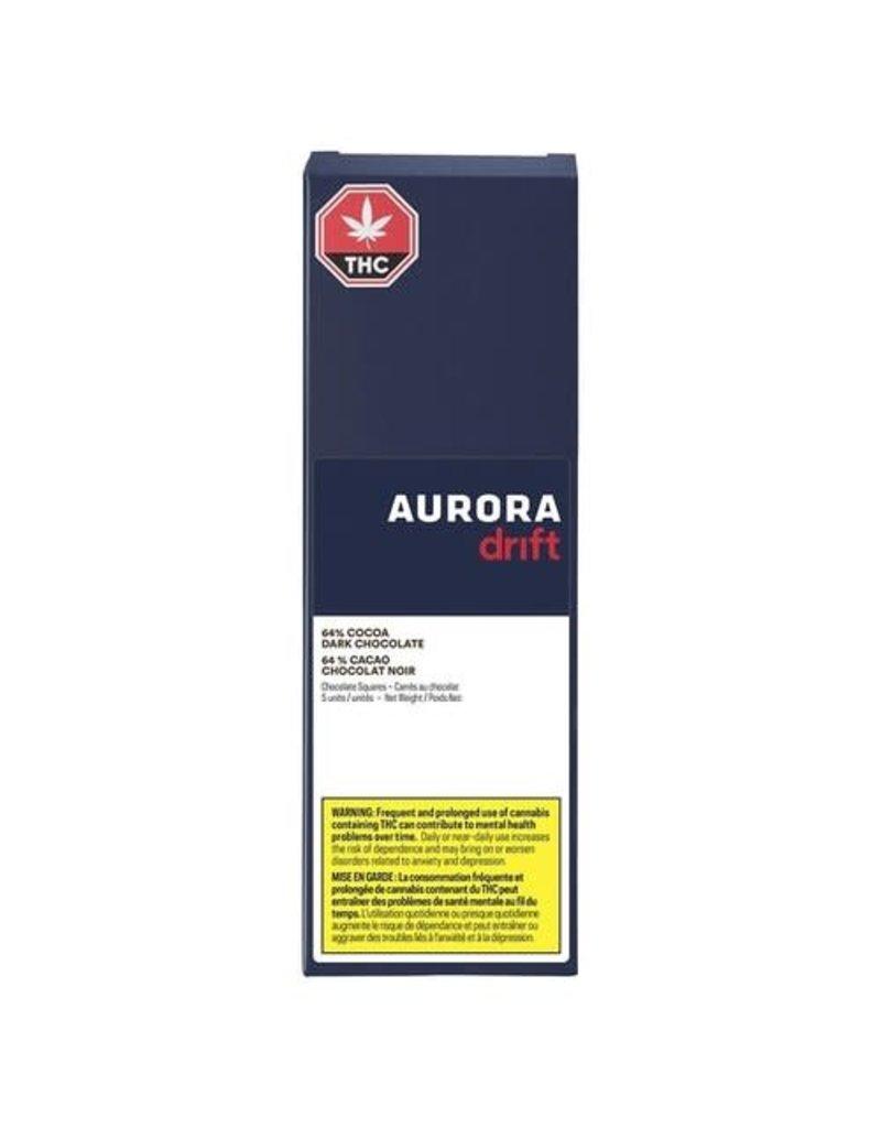 Aurora Drift 64% Cocoa Dark Chocolate Square