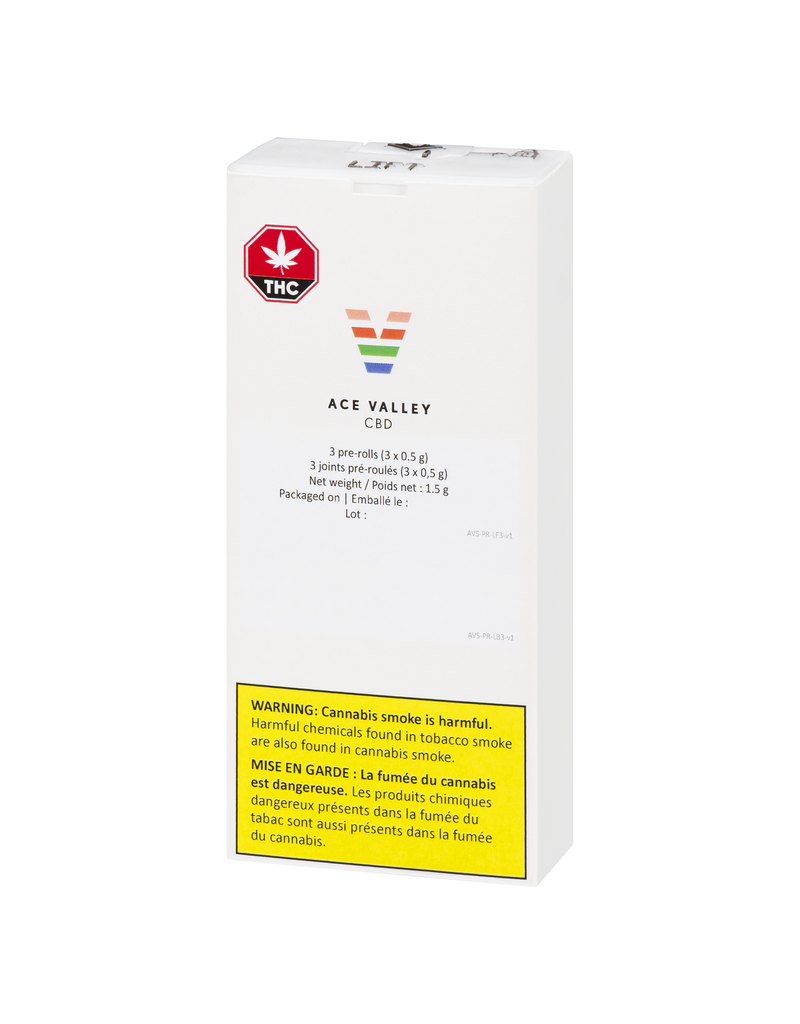 Ace Valley Ace Valley CBD Pre-Roll