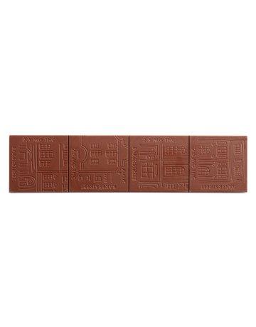 Tweed Bakerstreet Peppermint Milk Chocolate Bar