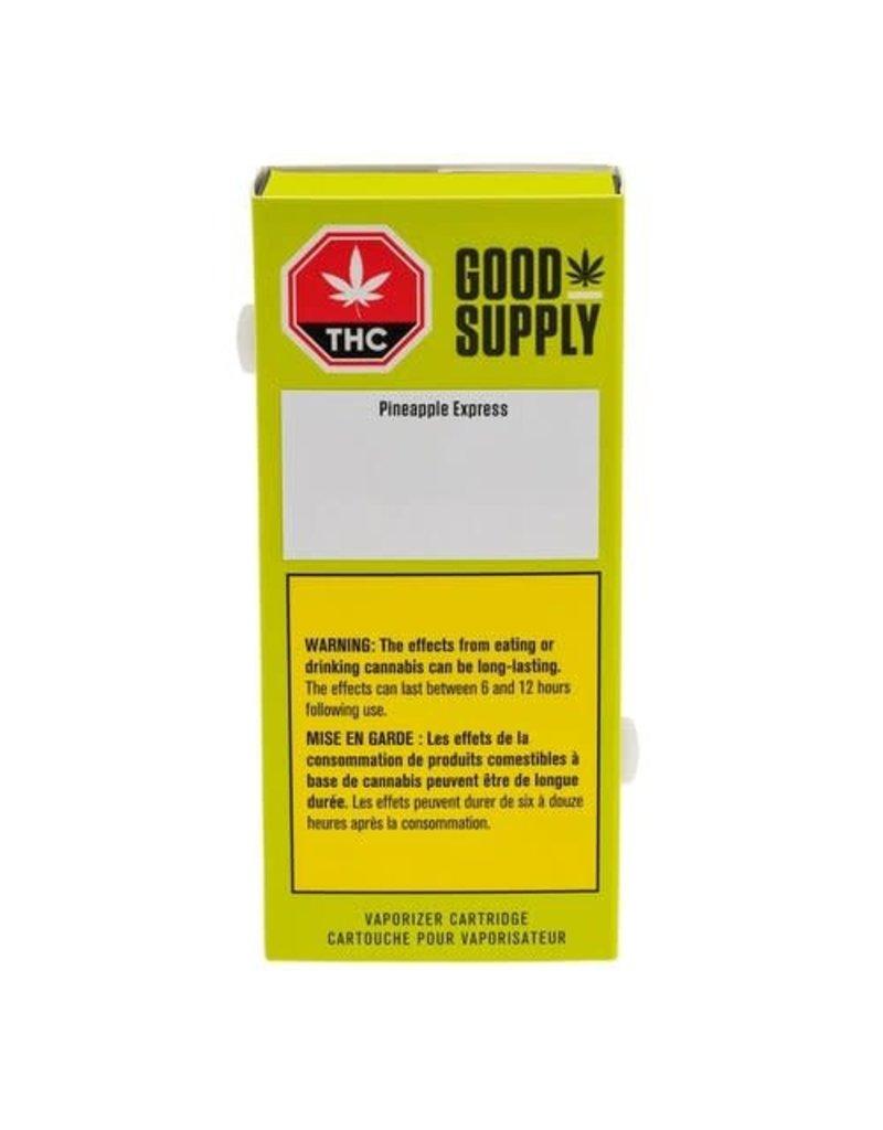 Good Supply Pineapple Express 510 Thread Cartridge