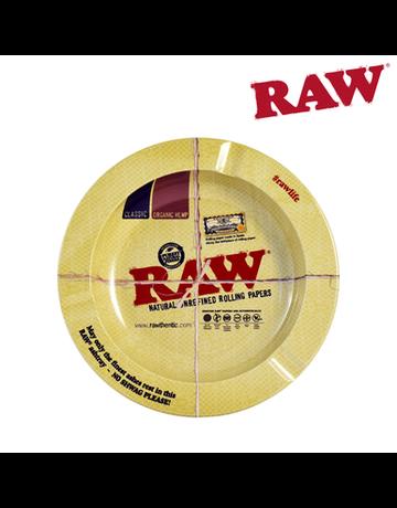 Raw Raw Metal Ashtray