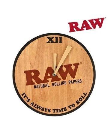 Raw Raw Clock