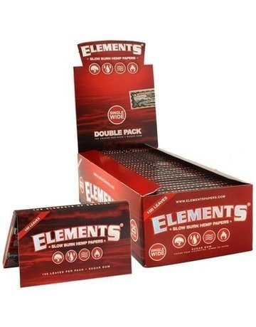 Elements Elements Red Slow Burn Papers