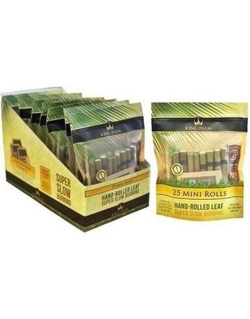 King Palm King Palm Mini 25 Pack