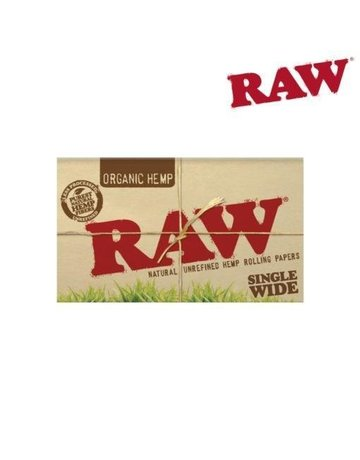 Raw Raw Organic Rolling Papers