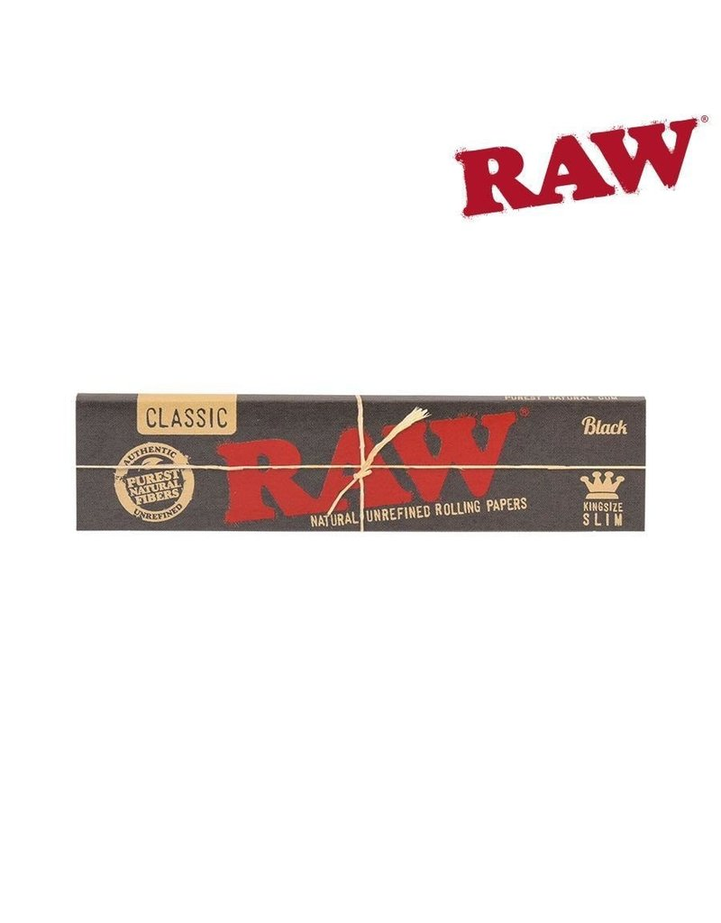 Raw Raw Black