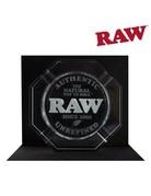 Raw Raw Crystal Ashtray
