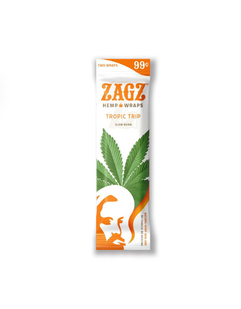 Zig-Zag Zig Zag Hemp Wraps