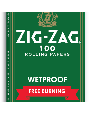 Zig-Zag Zig Zag Single Wide Wetproof