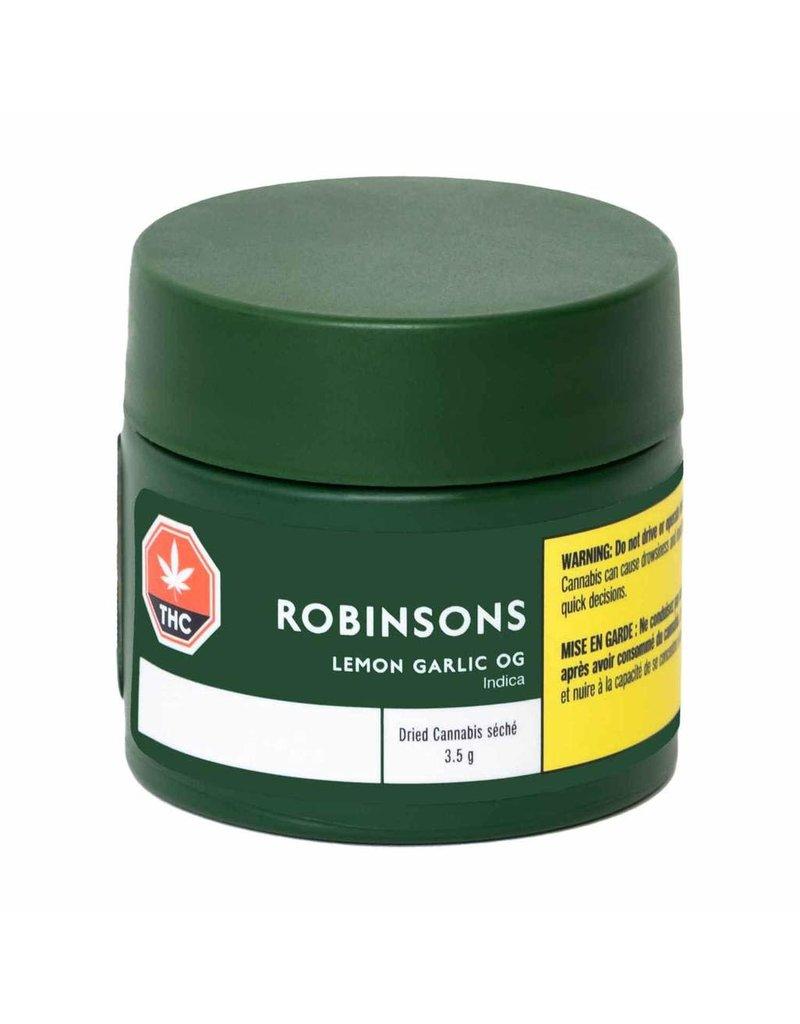 Robinsons Lemon Garlic OG