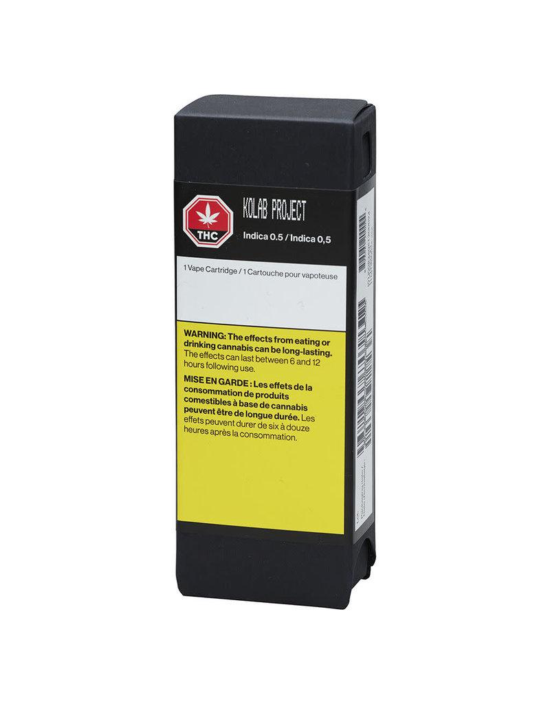 Kolab Project Blackberry Cream Indica 510 Thread Cartridge