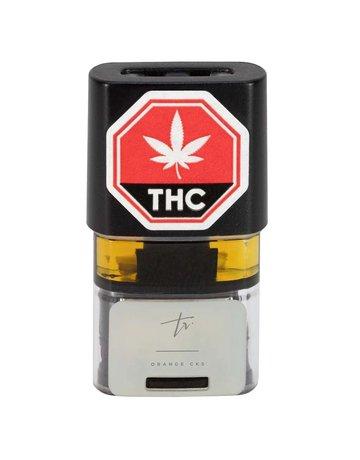Fume TR Signature Orange CKS Pax Era Pod
