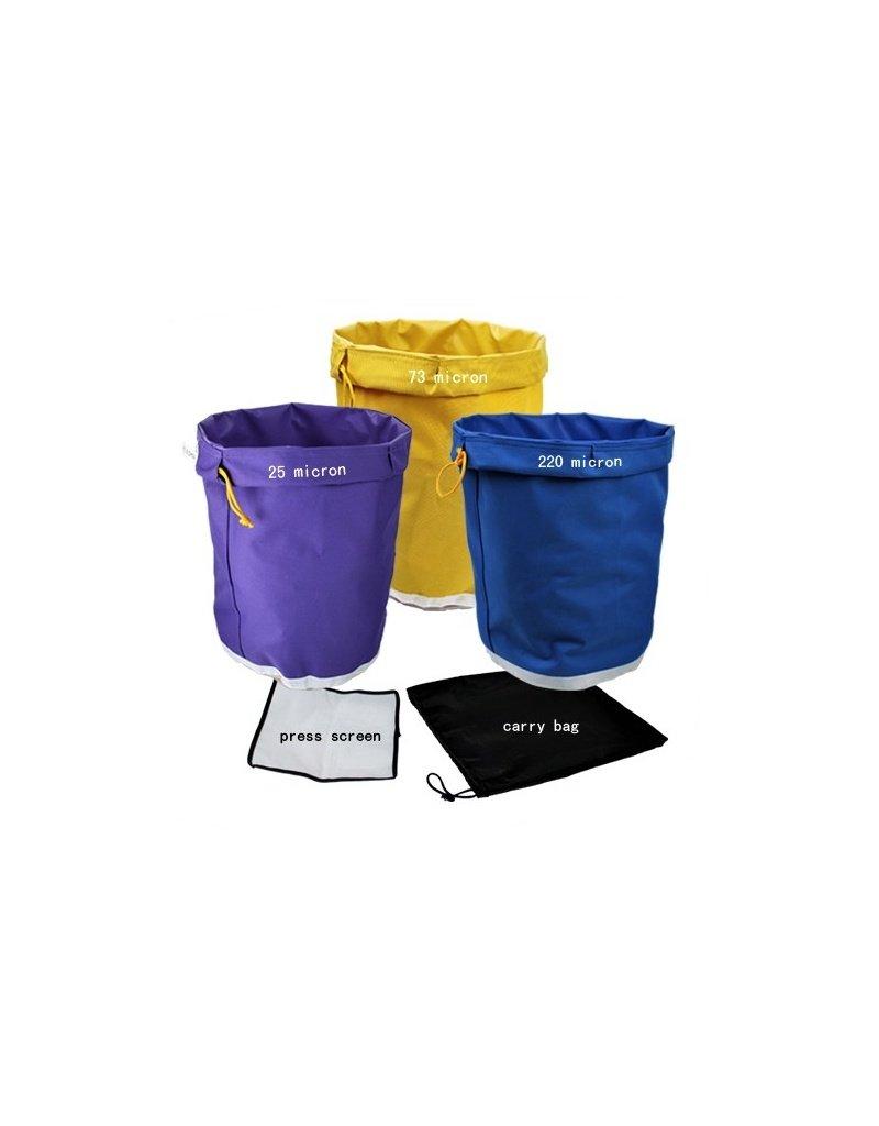 Unbranded Hash Making 5-Gallon 3-Bag Set