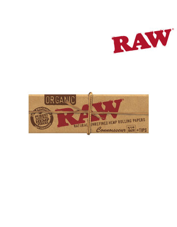 Raw Raw Organic w/Tips