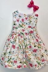 Purete Bright Floral Dress