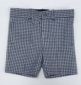 Mayoral Check shorts size 6m-36m