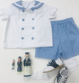 Funtasia Blue Sailorset 12m-4t