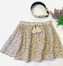 Rylee + Cru Soft Floral Skirt 2/3-8/9Y